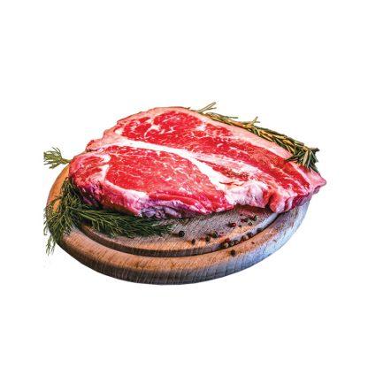 Black Angus T–bone steak