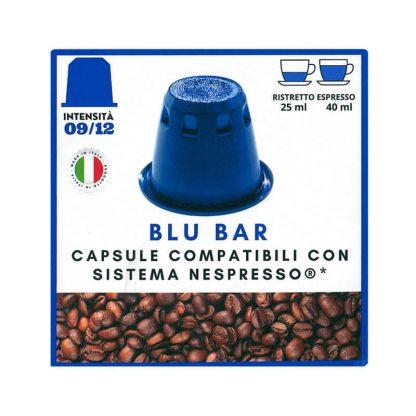 Blu Bar kapsule kafe kompatibilne sa Nespresso